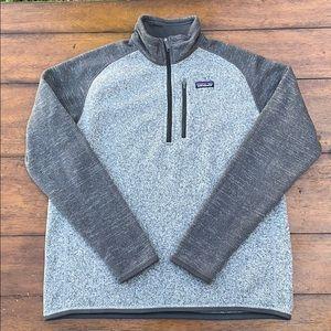 Patagonia Men's 1/4 Sweatshirt Size XL